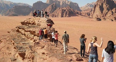 Wadi Rum Tour and prepare yourself