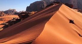 wadi-rum-sand-dune